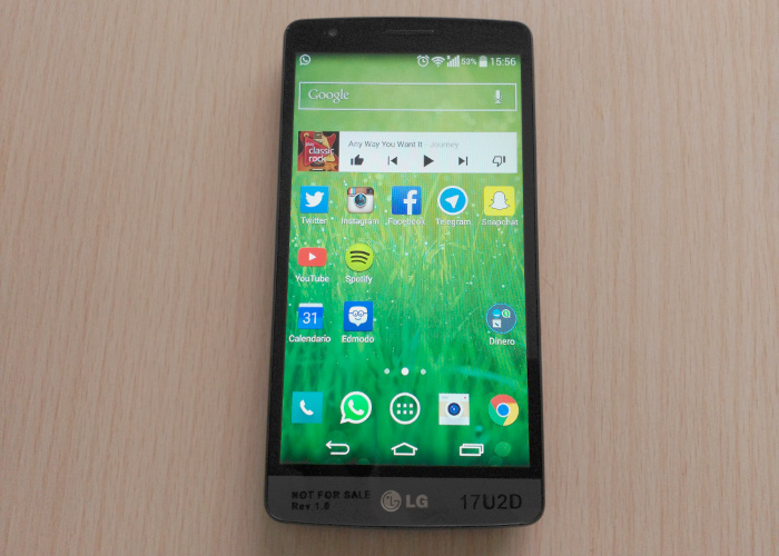 Analysis of LG G3 S, the little brother of LG G3