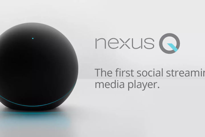 streaming content player Nexus Q