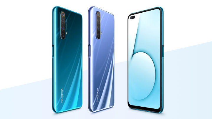 Image - Realme X50 5G is official: 120 Hz screen, dual selfie camera and 5G connectivity