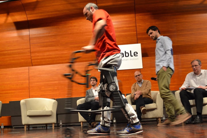 able exoskeletons