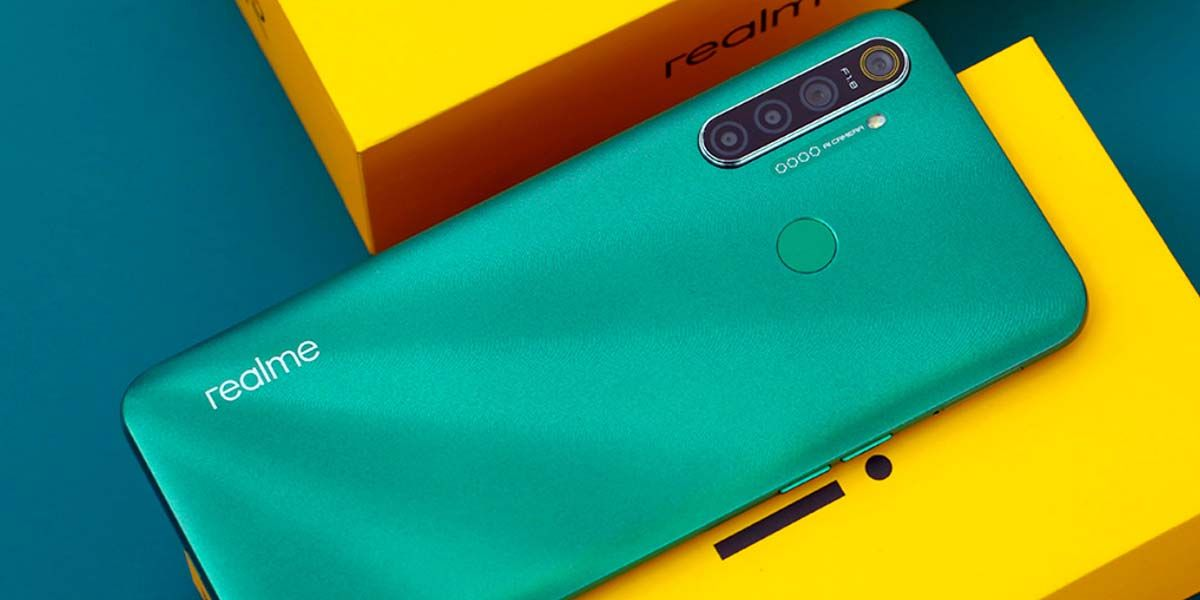 Realme 5i features and specifications new filtering