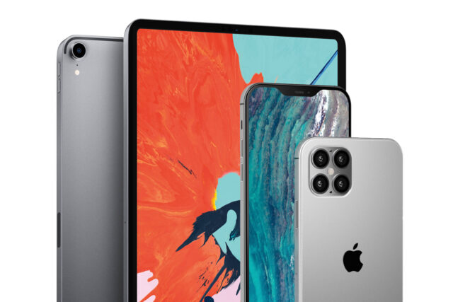 "iPhone-12-iPad-Pro ""width ="" 640 ""height ="" 427 ""class ="" alignnone size-large wp-image-289666 ""srcset ="" https://t.ipadizate.es/2019/11/iPhone- 12-iPad-Pro-640x427.jpg 640w, https://t.ipadizate.es/2019/11/iPhone-12-iPad-Pro-320x213.jpg 320w, https://t.ipadizate.es/2019/ 11 / iPhone-12-iPad-Pro-768x512.jpg 768w, https://t.ipadizate.es/2019/11/iPhone-12-iPad-Pro-630x420.jpg 630w, https: //t.ipadizate. en / 2019/11 / iPhone-12-iPad-Pro-681x454.jpg 681w, https://t.ipadizate.es/2019/11/iPhone-12-iPad-Pro.jpg 1600w ""sizes ="" (max- width: 640px) 100vw, 640px ""/></p> <p><strong>It may interest you 