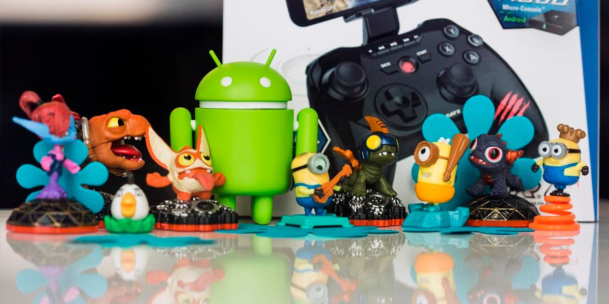 Most downloaded games of the decade for Android
