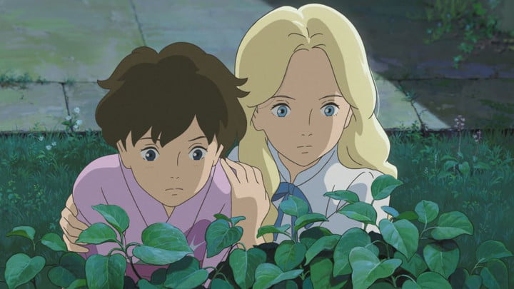 Frame of the film The memory of Marnie