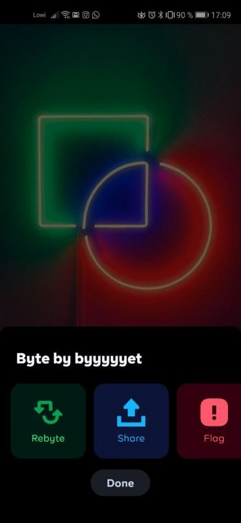 Image - Byte: Vine returns to compete with Instagram and TikTok