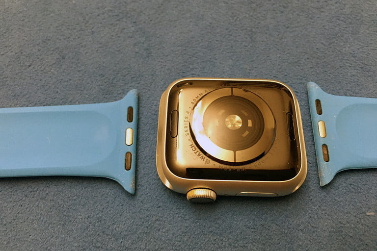 How to change the strap of the Apple Watch Watchband4 768x768