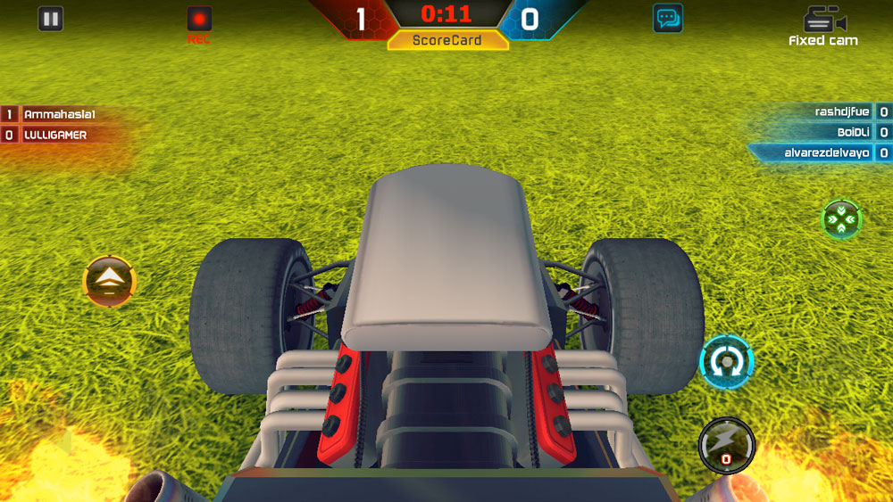If downloading Rocket League for Android is your dream try Turbo League