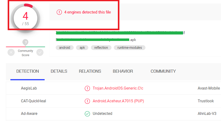 Image - How to know if an APK has no virus and is safe