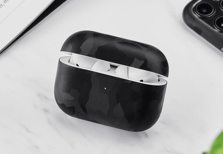 protecotr pro black airpods accessories