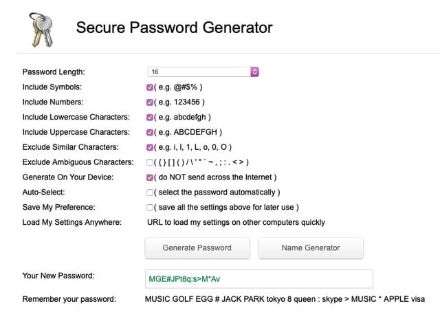 With secure passwords you can protect your smartphone from hackers