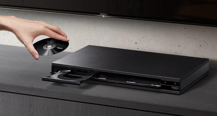 blu ray player 4k Sony UBP-X800M2