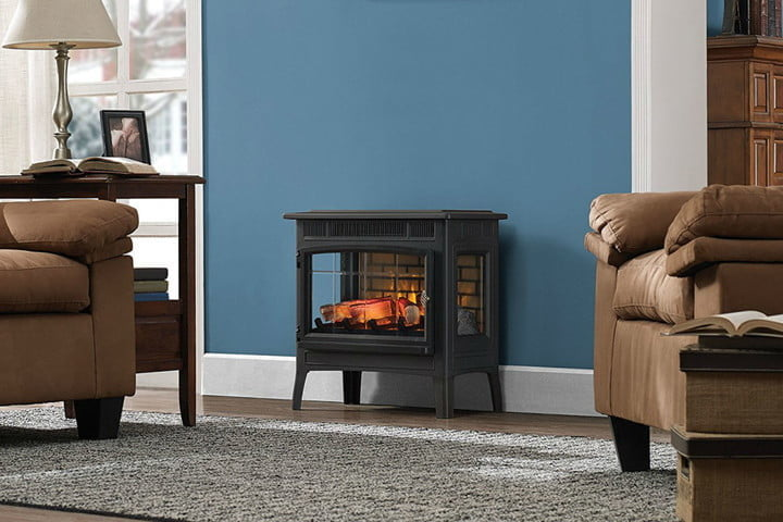 Duraflame Infrared Quartz, one of the best electric heaters