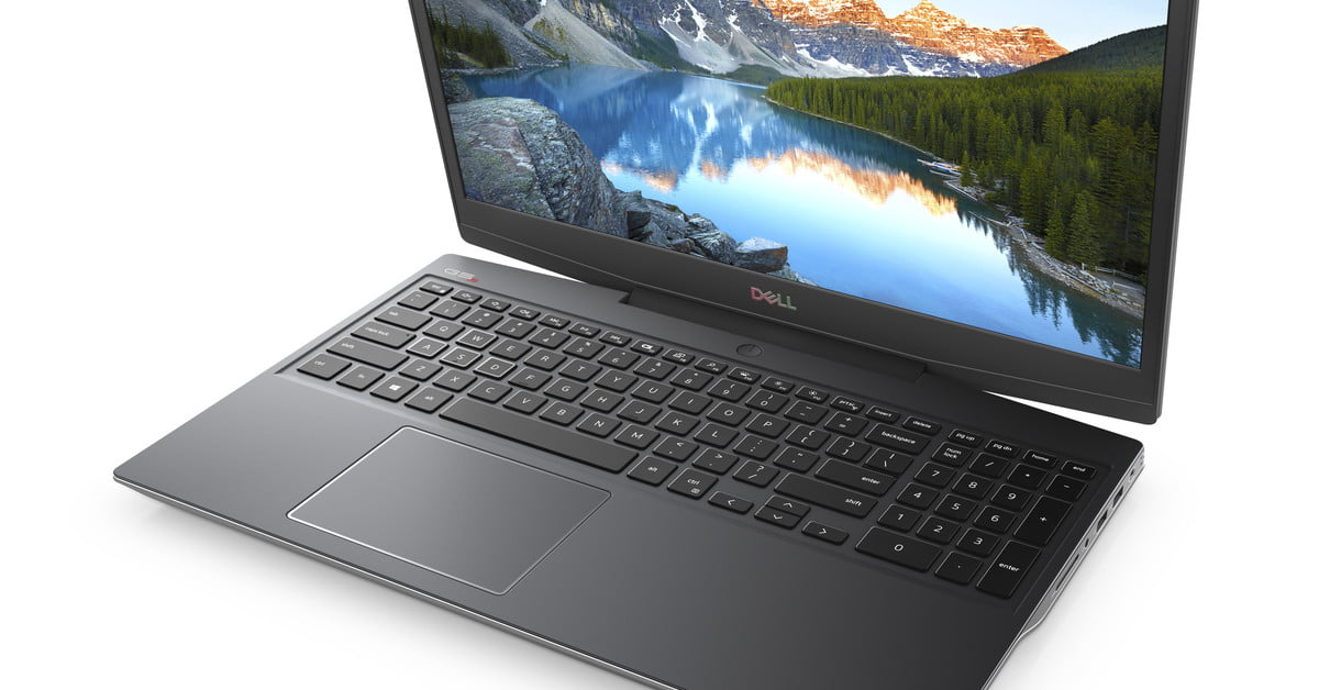 Dell updates its gamer G5 15 model at CES 2020