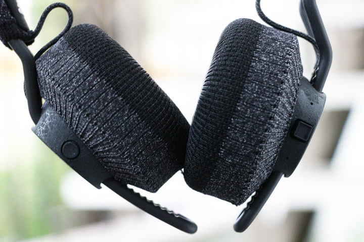 UserDetail of the wireless headphones Adidas RPT-01