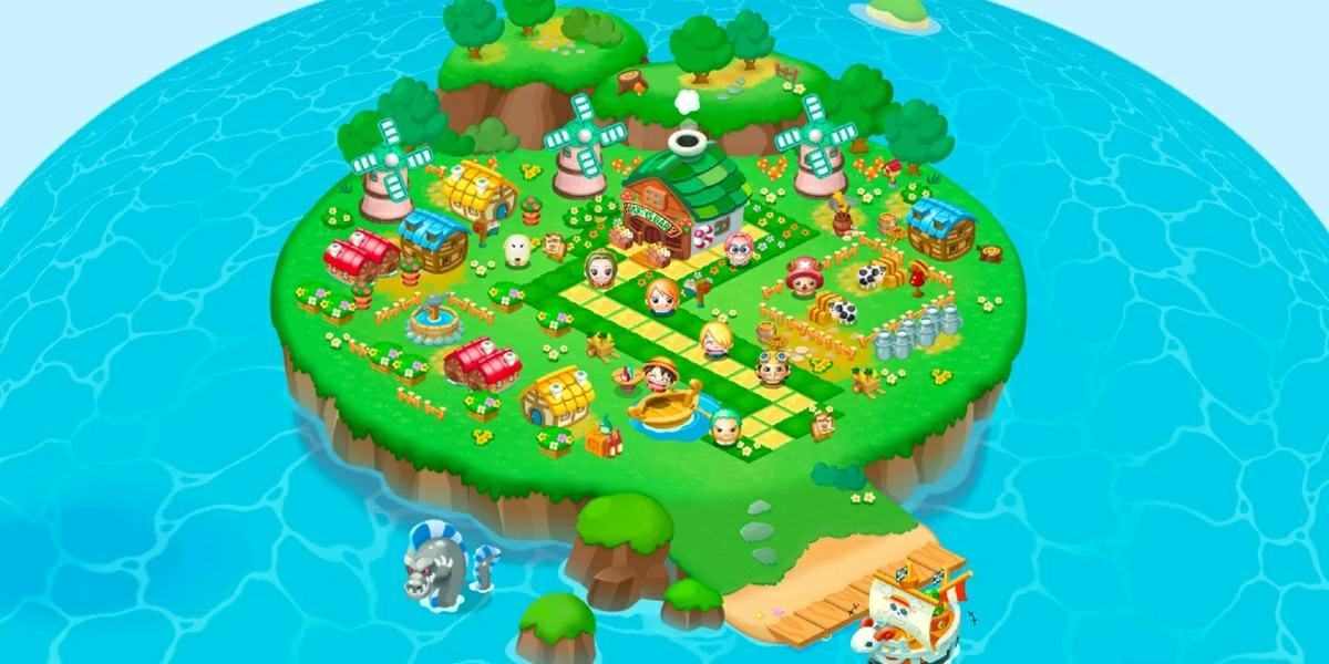"""game island one piece puzzle for mobile """"width ="""" 1200 """"height ="""" 600"""