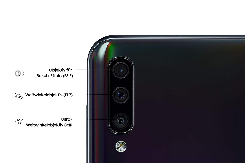 Galaxy a50 camera details