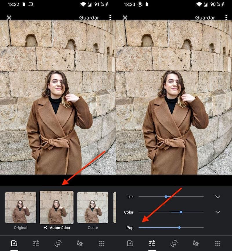 7 tricks you don't know to improve the camera of your Samsung 6 mobile