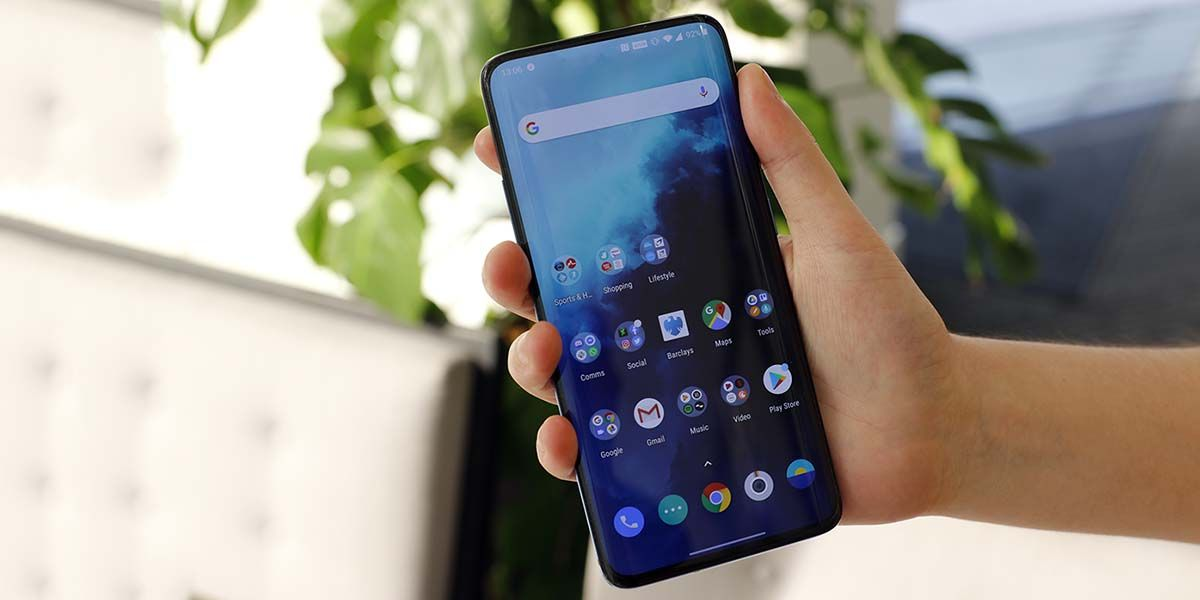 oneplus 7t pro best mobile gaming experience buy amazon 2020