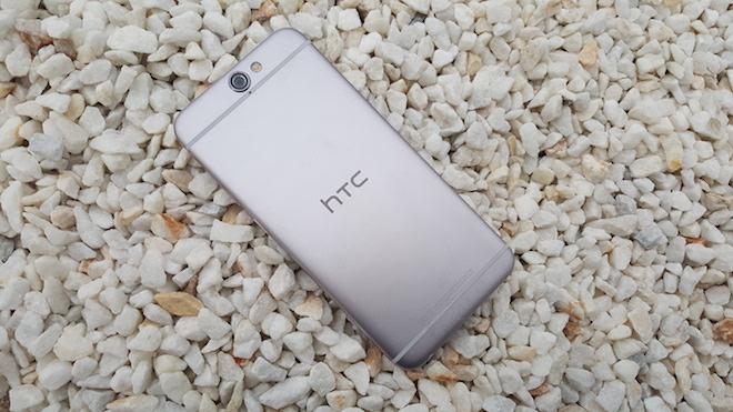 HTC One A9 rear