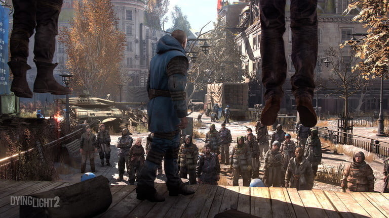 Screenshot of Dying light 2, one of the most anticipated video games of 2020