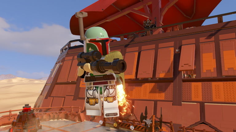 Screenshot of Lego Star Wars: The Skywalker Saga, one of the most anticipated video games of 2020