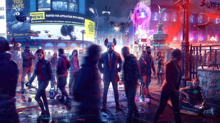 Watch Dogs: Legion, one of the most anticipated video games of 2020
