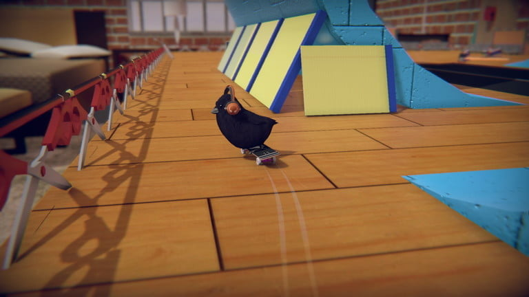 Skatebirds, one of the most anticipated video games of 2020