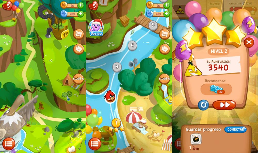 Angry Birds Blast, Rovio's Candy Crush clone
