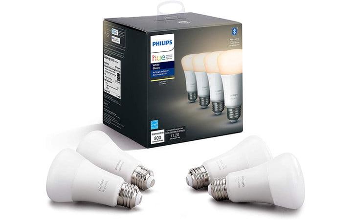 Philips Hue spotlight packaging