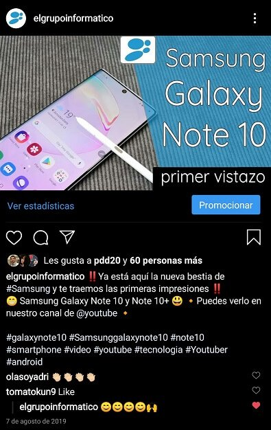Image - How to post a comment on Instagram