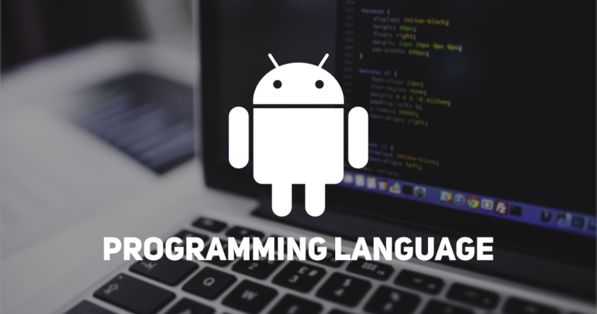 Android programming languages