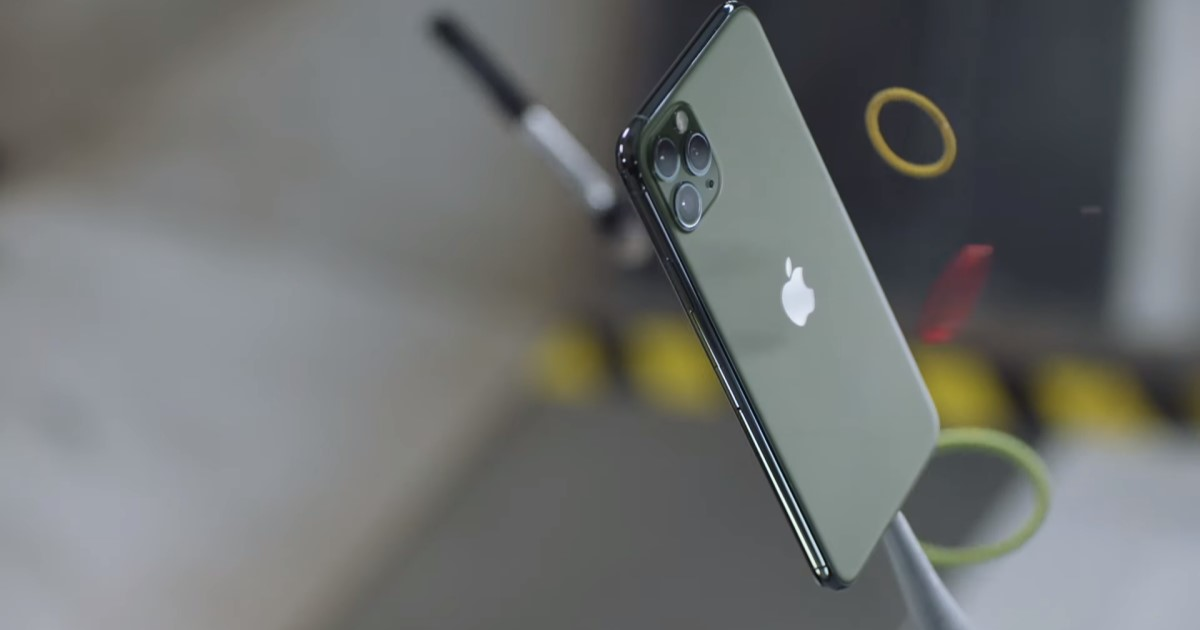 IPhone 11 Pro Ad