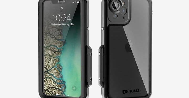 Protect your iPhone 11 with a waterproof case