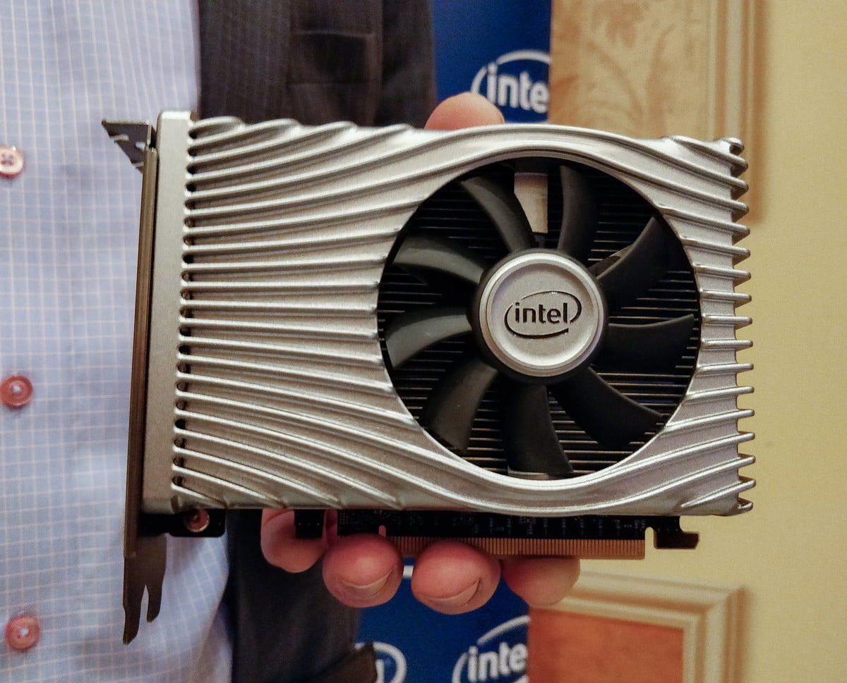 500W Intel Xe graphics and mosaic architecture