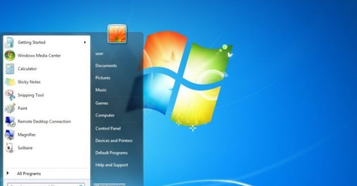 A Windows 7 error does not let its users turn off the computer