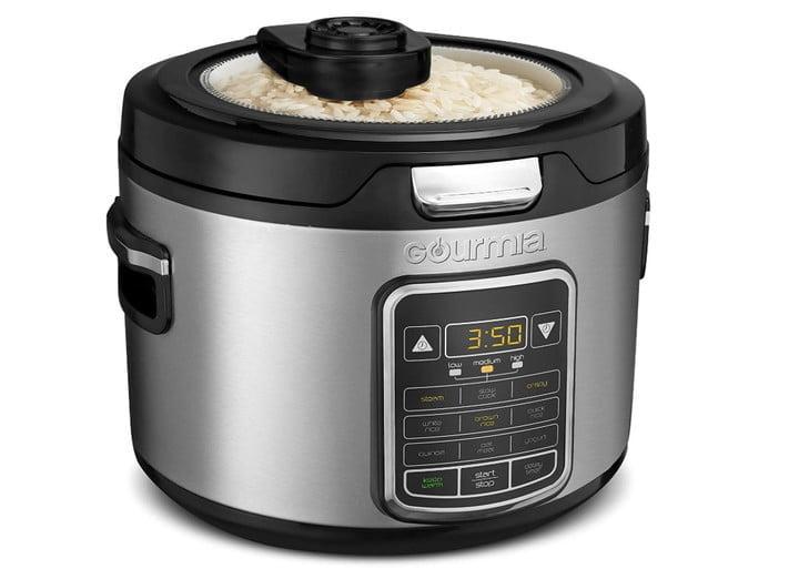 Gourmia rice cooker