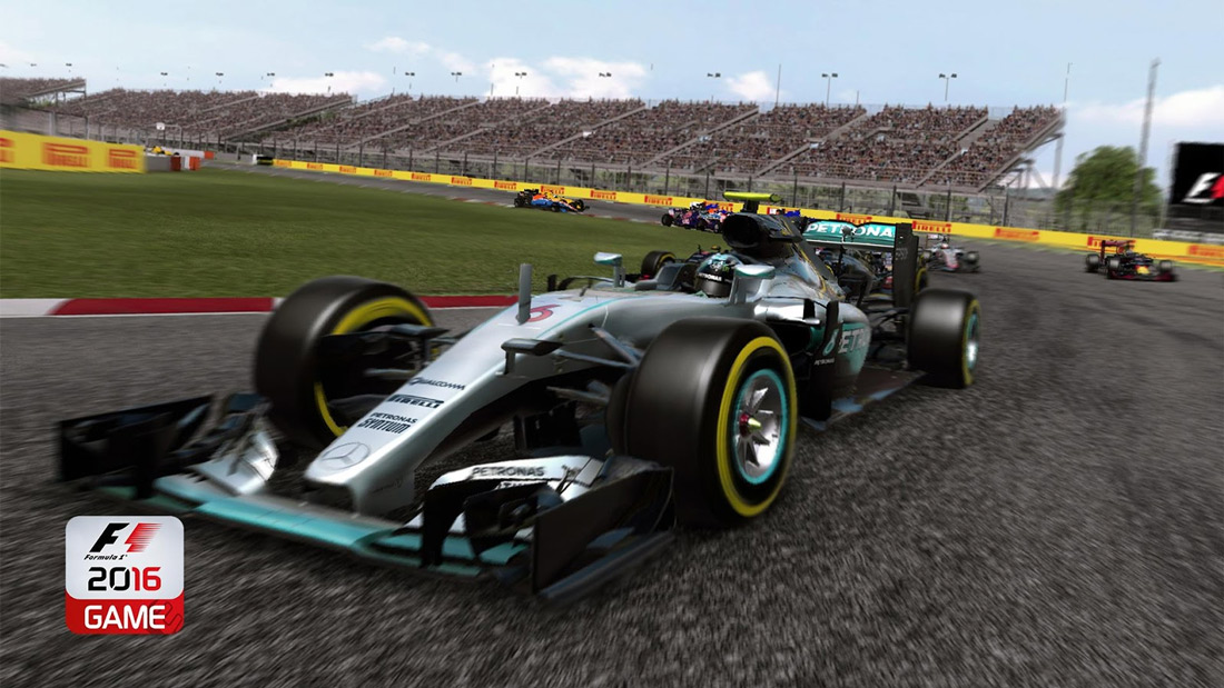 F1 2016: download the official Formula 1 game on Android now