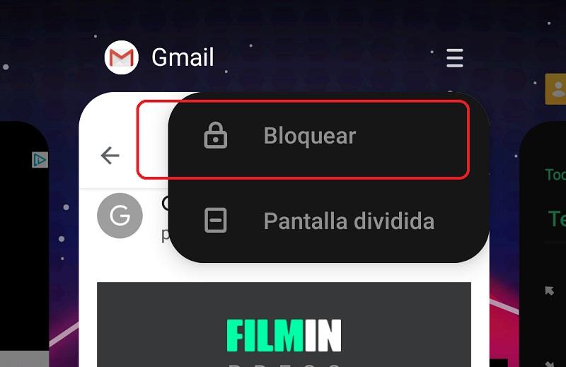 block app