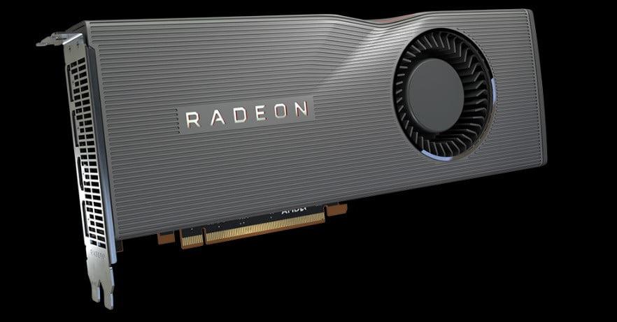 Comparison between AMD Radeon RX 5700 XT vs. RX 5700