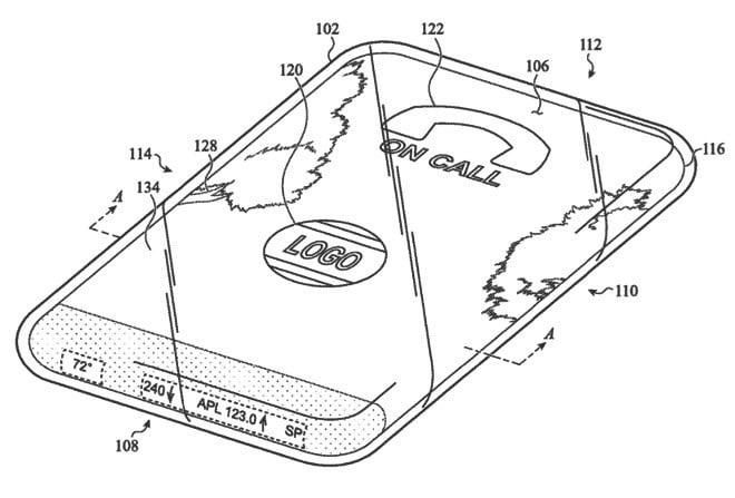 iPhone glass patent 2