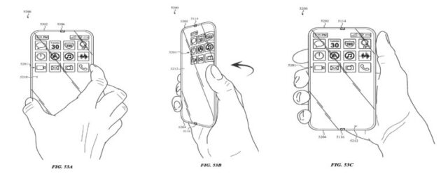 iPhone patent all screen 2