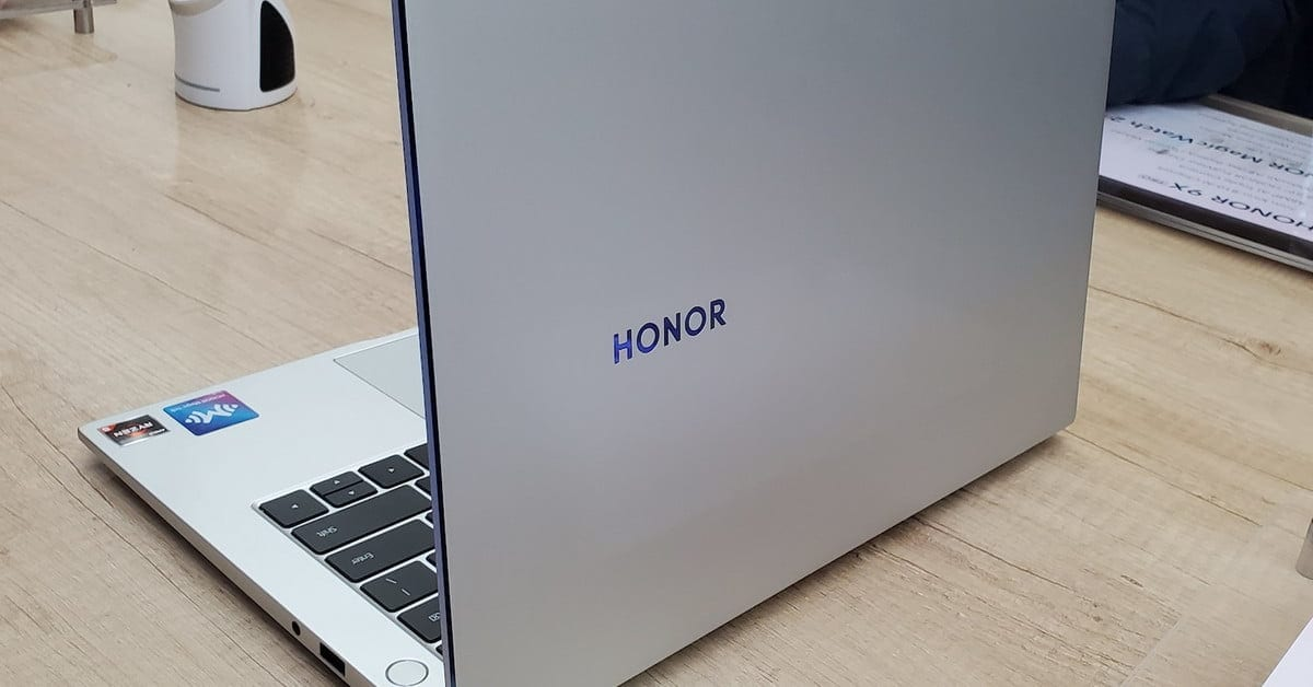Honor launches new MagicBook laptops worldwide