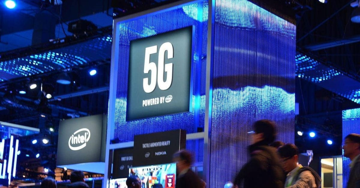 Intel is ready for 5G with these products that present