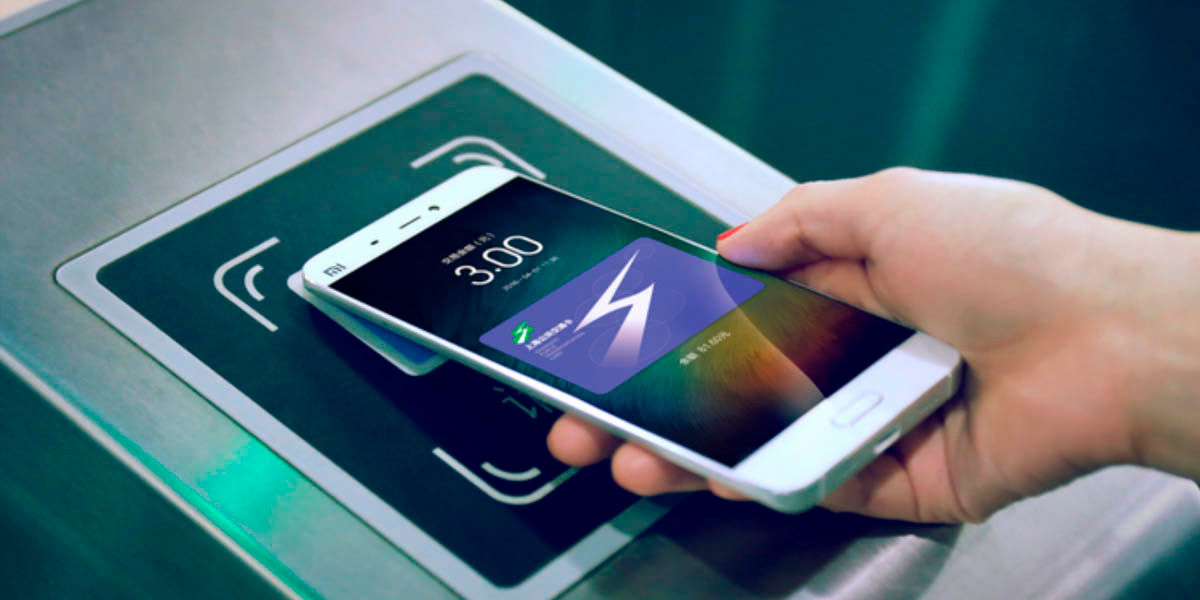 uses NFC Xiaomi