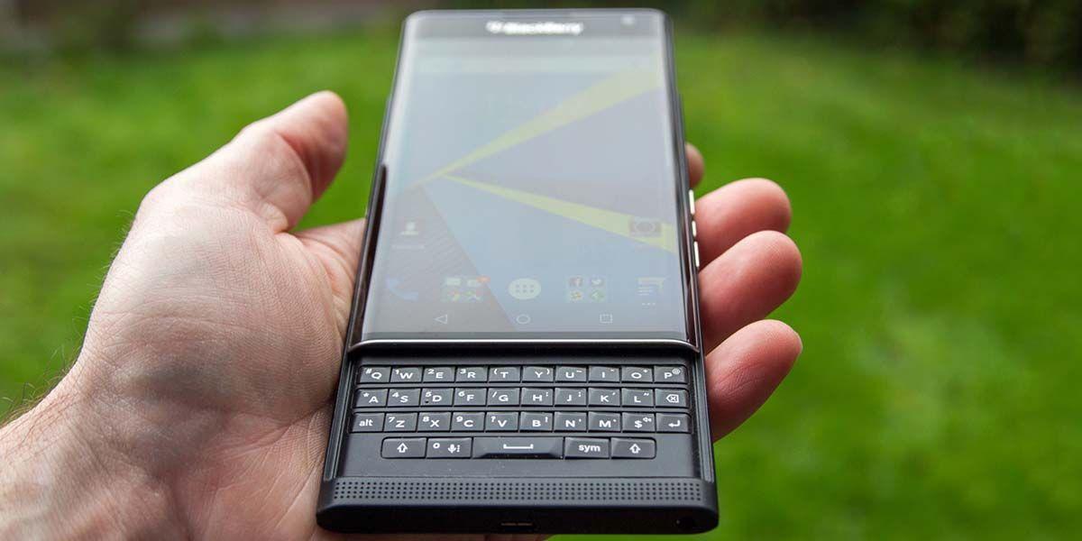 blackberry stops making cell phones