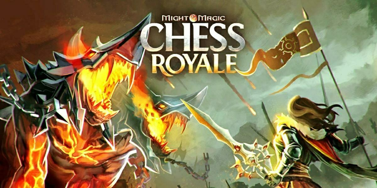 Might & Magic Chess Royale game