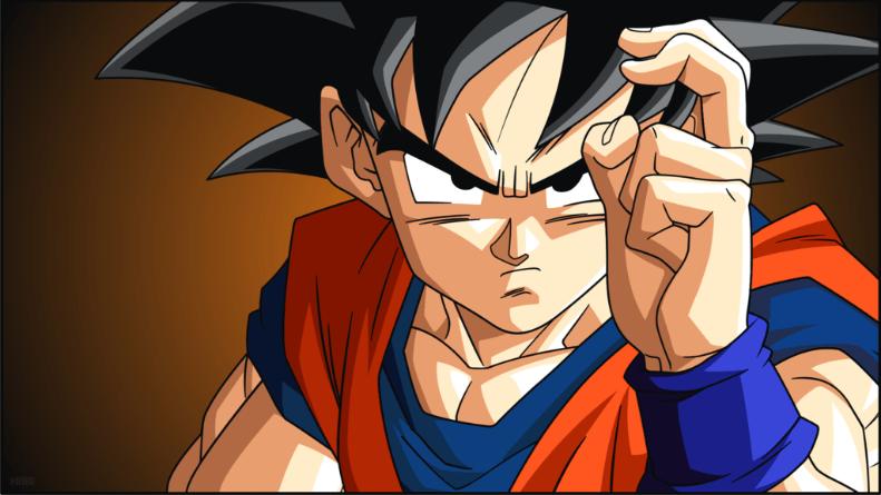 Download 3d Son Goku Wallpapers