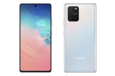 The Galaxy S10 Lite expands the options of the S10 family, following the S10e (more compact) and the S10 and S10 +