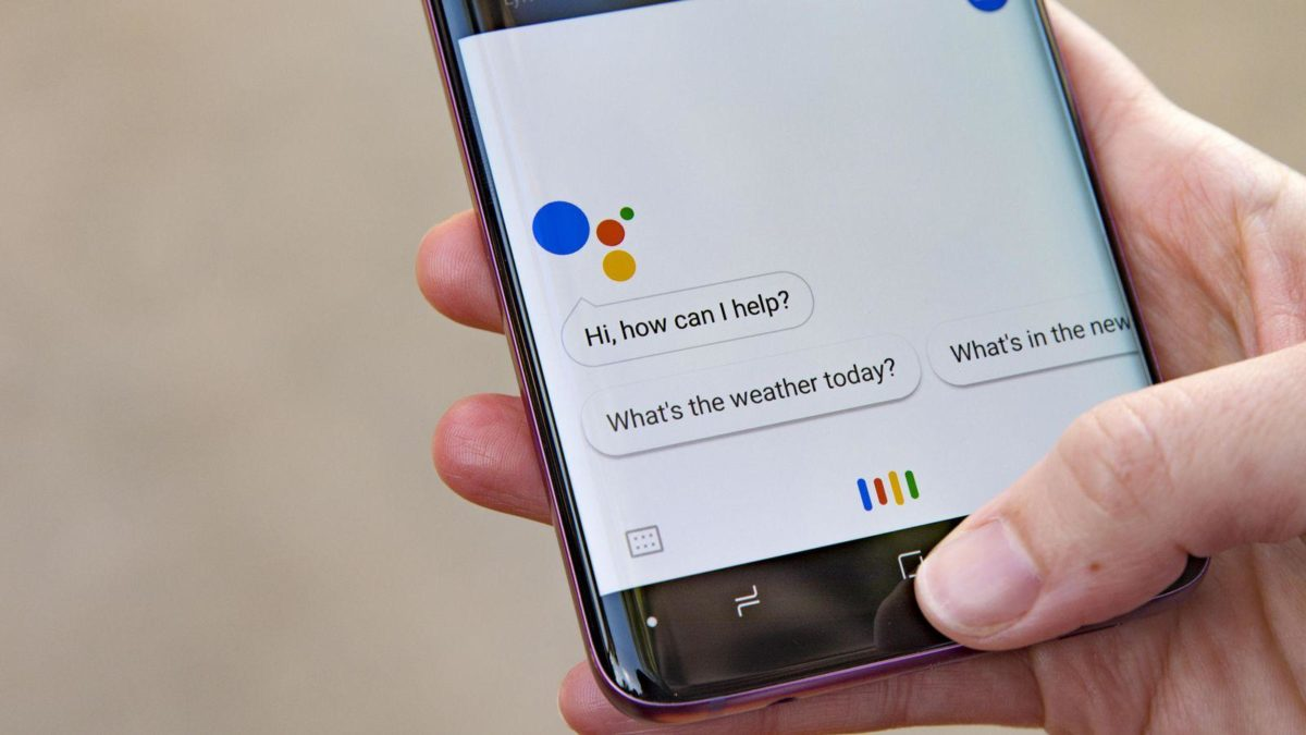 Google Assistant not available in this language
