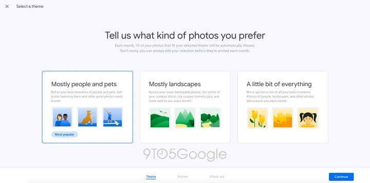 Image - Google Photos will add a photo printing subscription